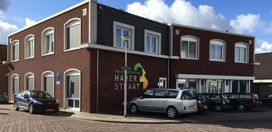Ergotherapiepraktijk in het Gezondheidscentrum aan de Haverstraat in Oldenzaal