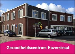 Gezondheidscentrum Haverstraat - Ergo Oost - Praktijk voor Ergotherapie