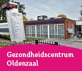 Gezondheidscentrum Oldenzaal - Ergo Oost - Praktijk voor Ergotherapie